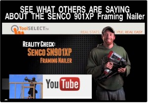 SENCO 901XP Framing Nailer Review
