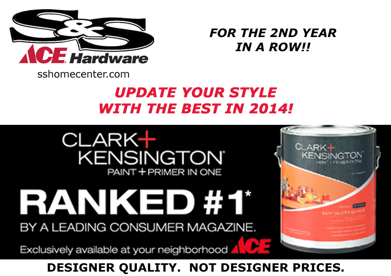 Clark + Kensington Rated #1 Again 1-20-14
