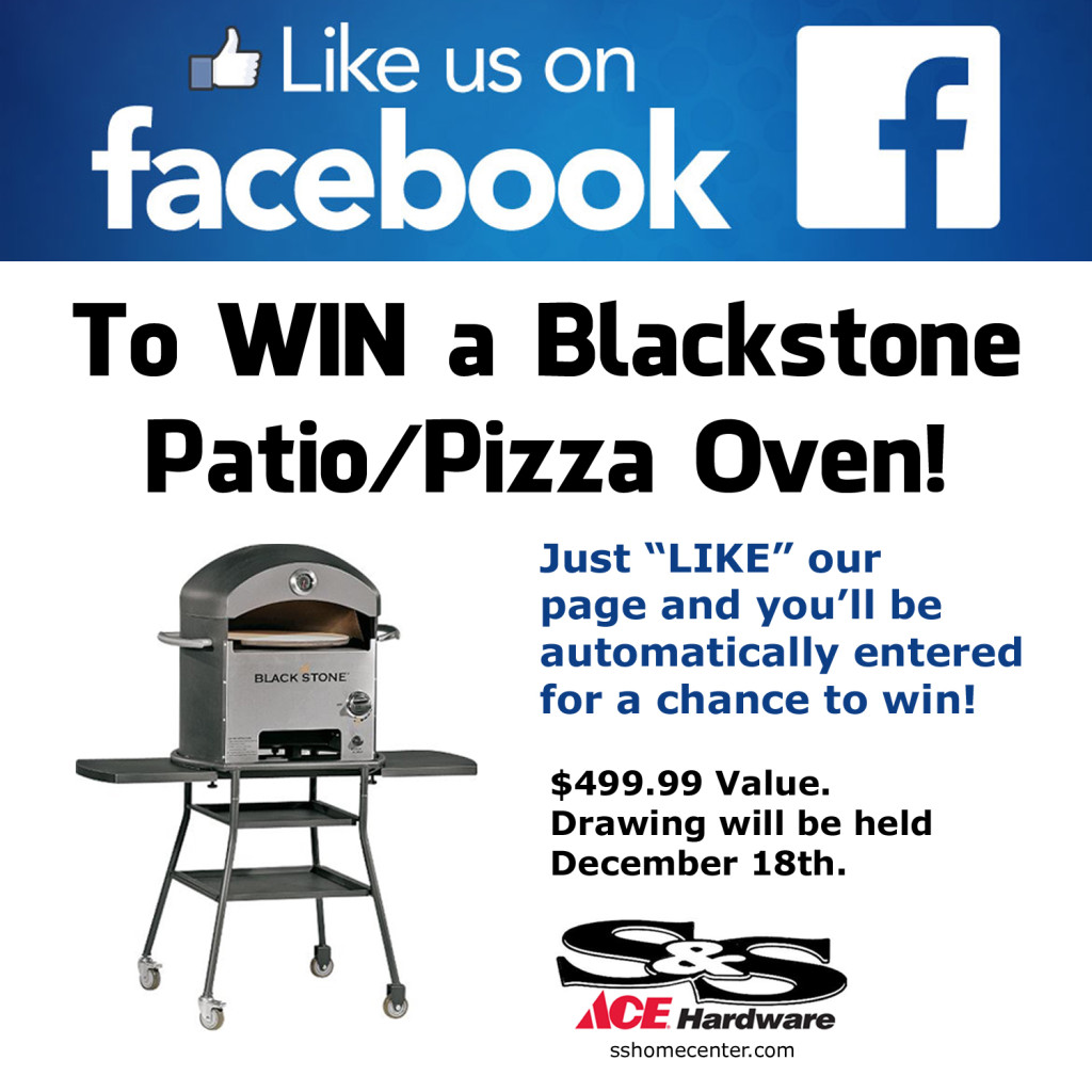 FB Pizza Oven Contest