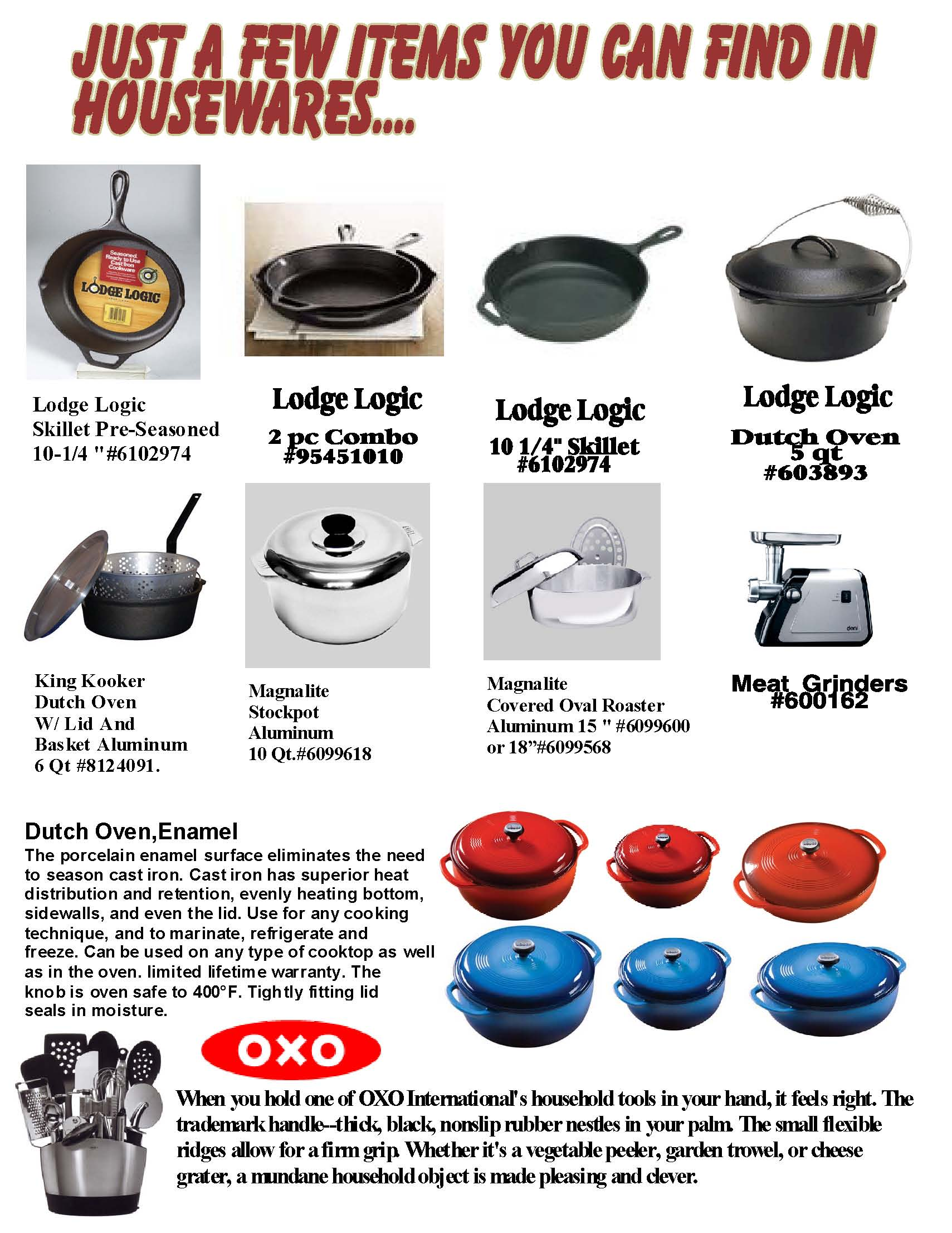 Cookware S Amp S Home Center