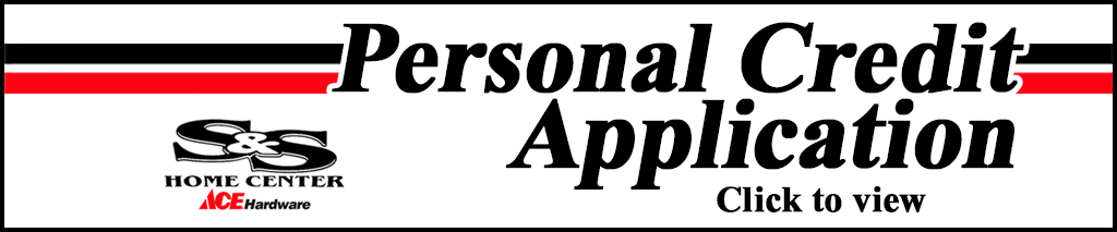 Personal Credit Application Website